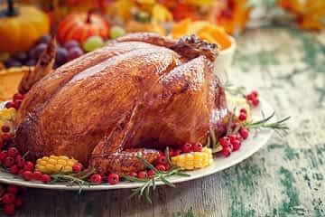 Fresh Locally Raised Grade A Turkey