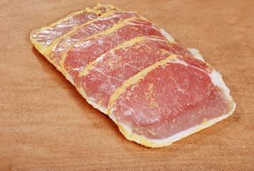 Cornmeal Bacon Ends