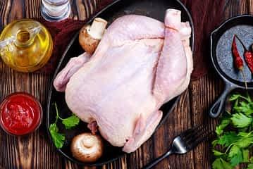 Roasting Chickens